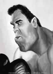 Muhammad Ali by Fuggedaboudit