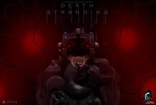 Death Stranding Spore version  Commander