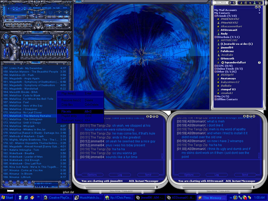 Blue World by thetangyzip