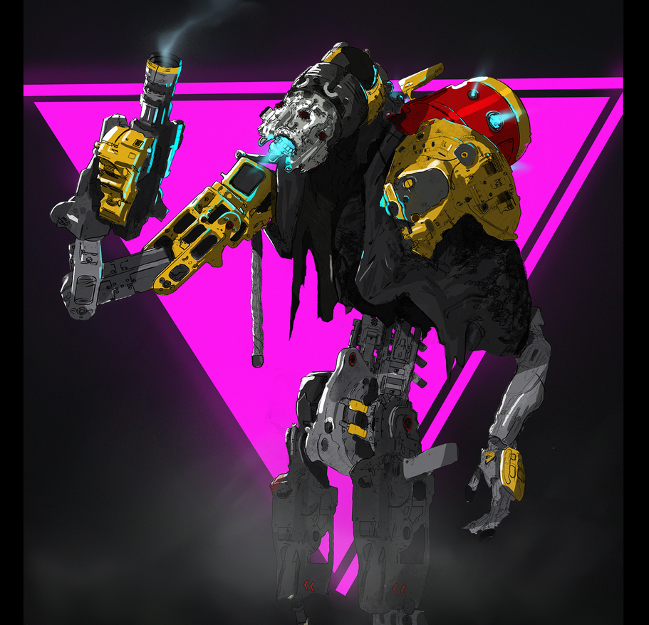 Robo 2 by bejzar
