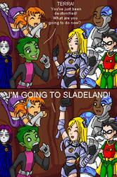Im Going to Sladeland by sitauset