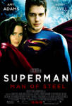 Superman Cavill-Adams Poster