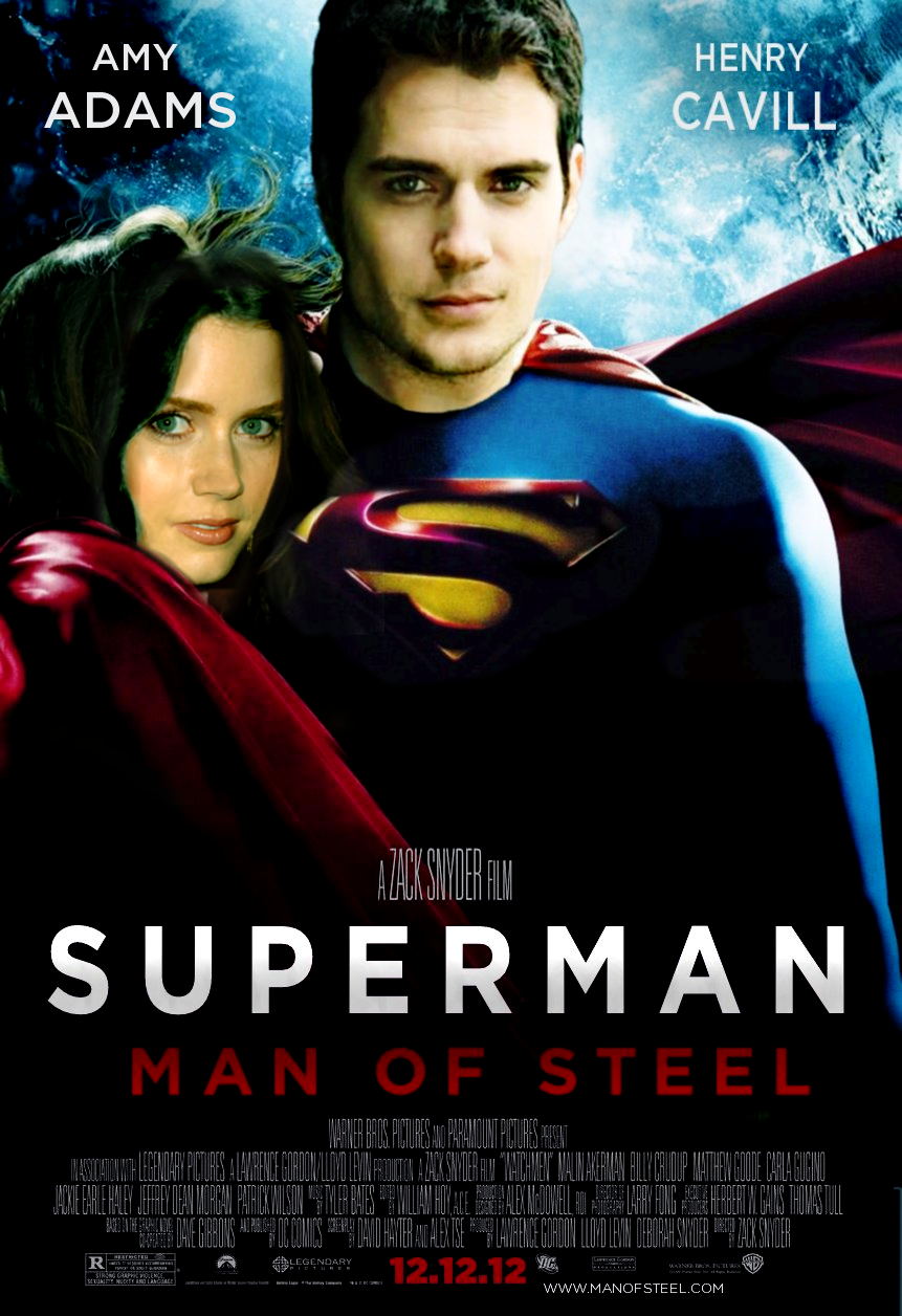 Superman Cavill Adams Poster By Jo7a