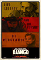 Django Unchained Poster by Jo7a
