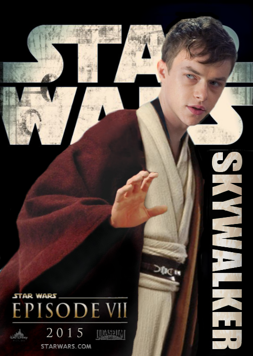 Star Wars Episode VII Character Poster by Jo7a on DeviantArt