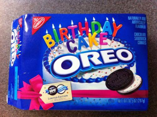 Birthday Cake Oreos by FranLovesJapan on DeviantArt