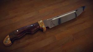Soviet Prison Knife