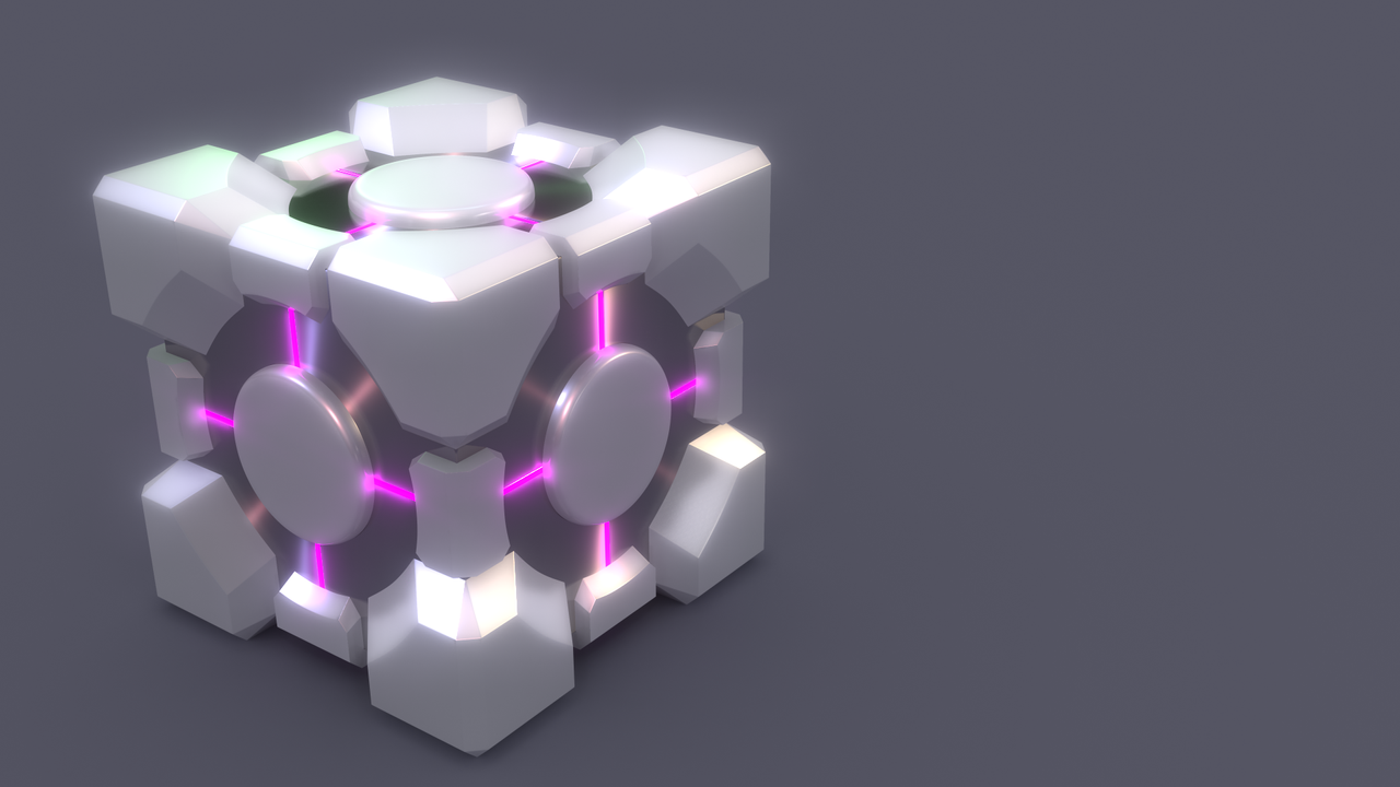 Companion Disco Cube by xQUATROx