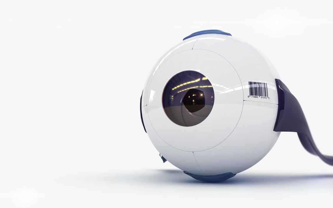 Bionic Eye - Omega Artiforgs by xQUATROx