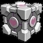 Toon Companion Cube Stock
