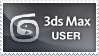 3Ds MAX User Stamp by xQUATROx