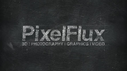 Chalk Logo Effect - PixelFlux