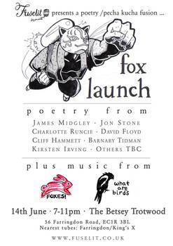 Fuselit Fox Launch