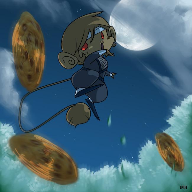 GRT Ninja Chee filler by dyemooch