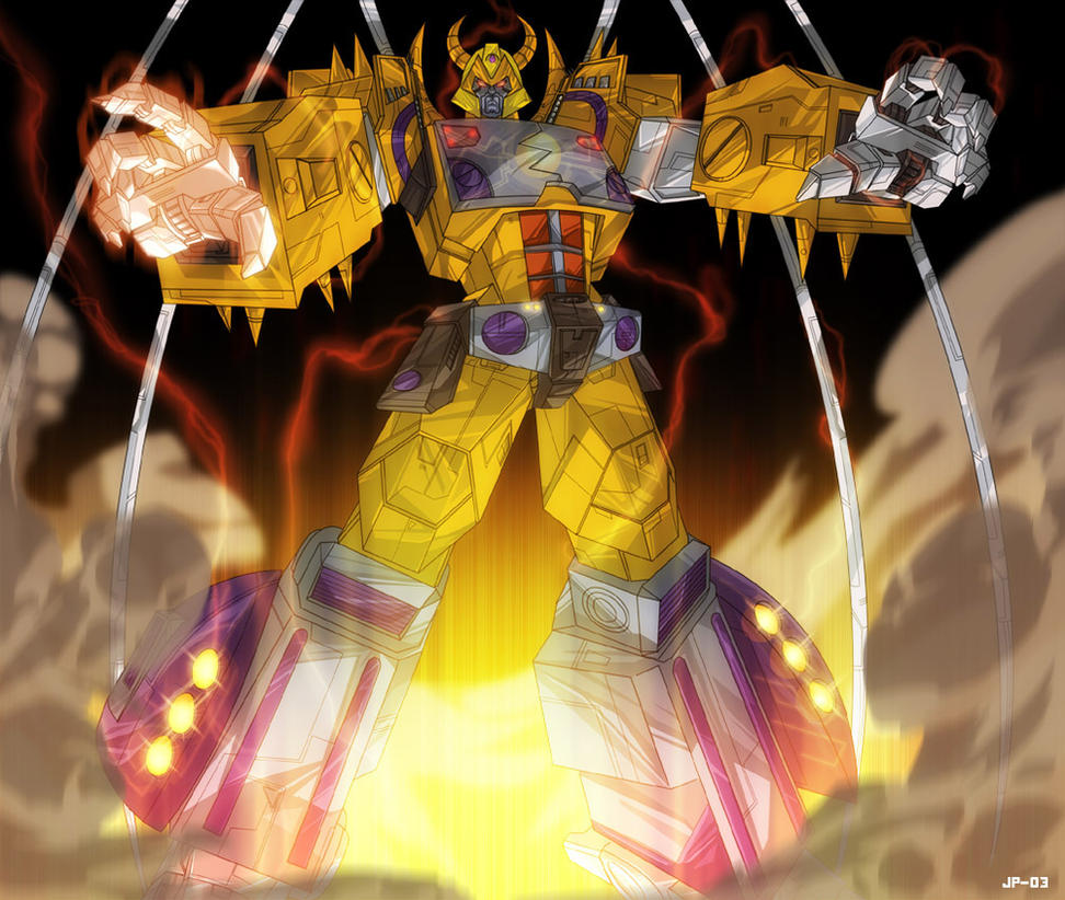 ArmadaUnicronforcontest by dyemooch