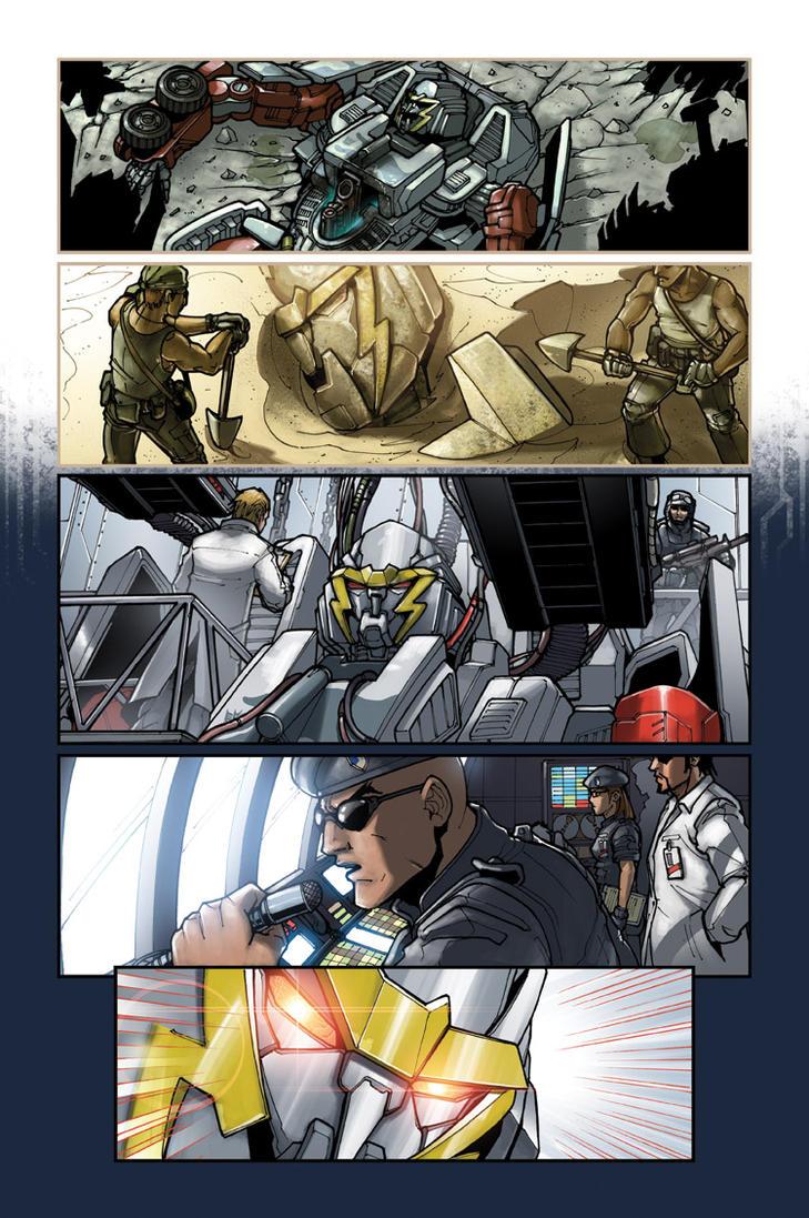 Nefarious #1 - Transformers Comics - TFW2005
