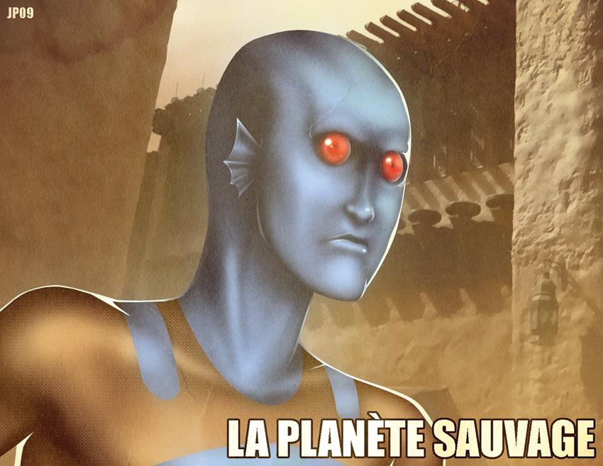 La Planete Sauvage by dyemooch