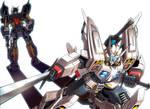 Transformers Drift Trade Cover