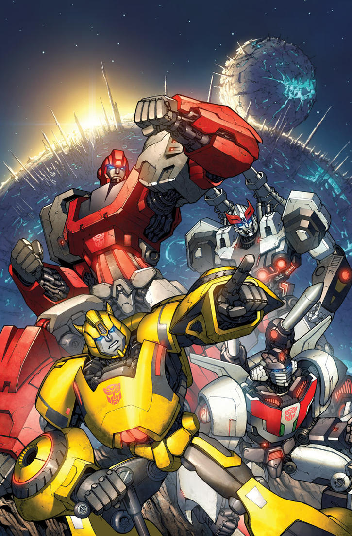TF RiD 1 cover by dyemooch