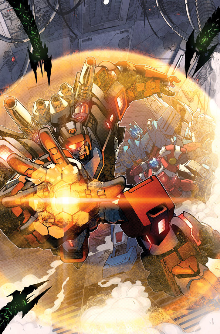TF MtMtE 3 cover by dyemooch