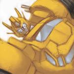 DM Bumblebee the Prime Autobot