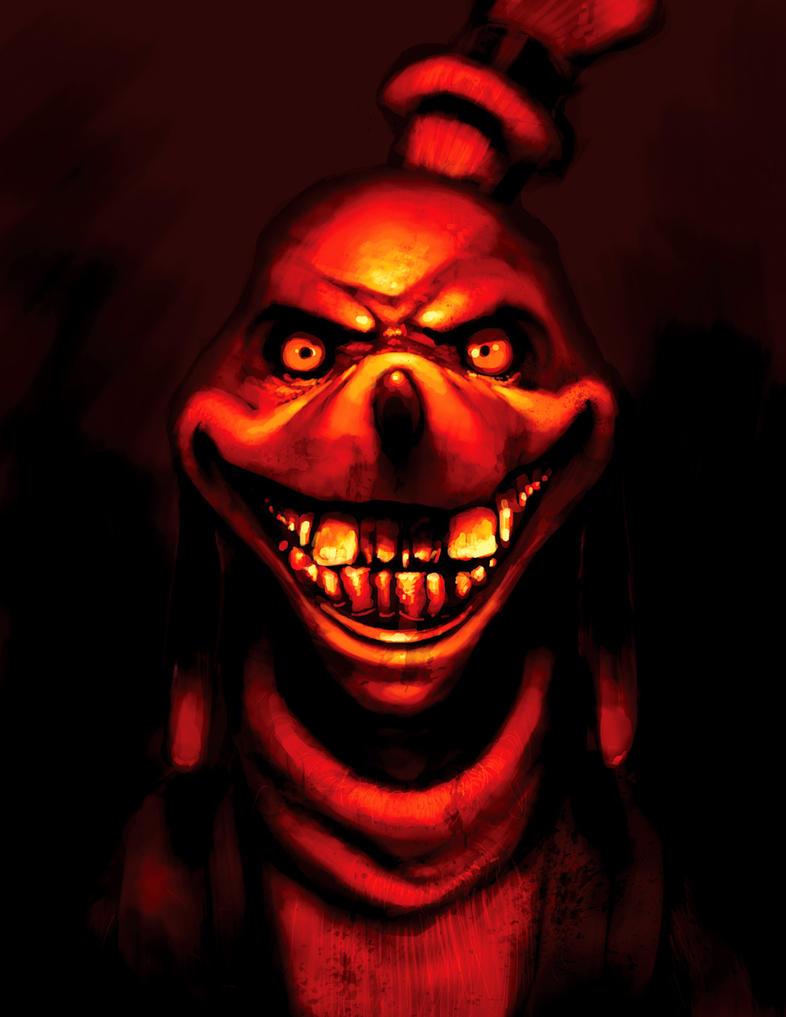 Smile Dog Goofy by dyemooch