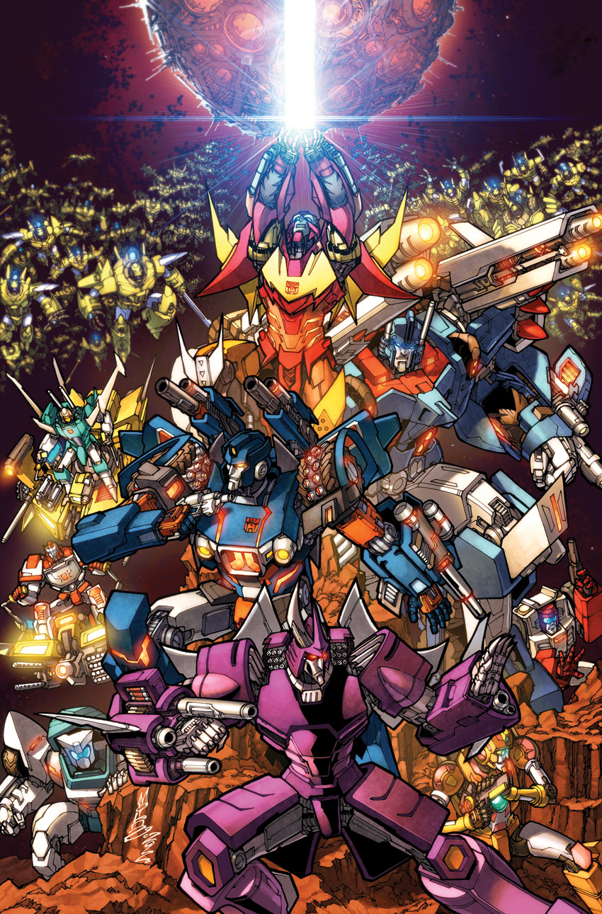 TF MtMtE #17 cover colors