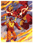 Dick Gautier TFcon 2013 print