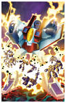 Marvel US TF 50 Botcon Print