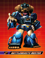 Battle Beasts Buster