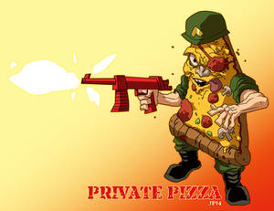 FoodFighters Private Pizza