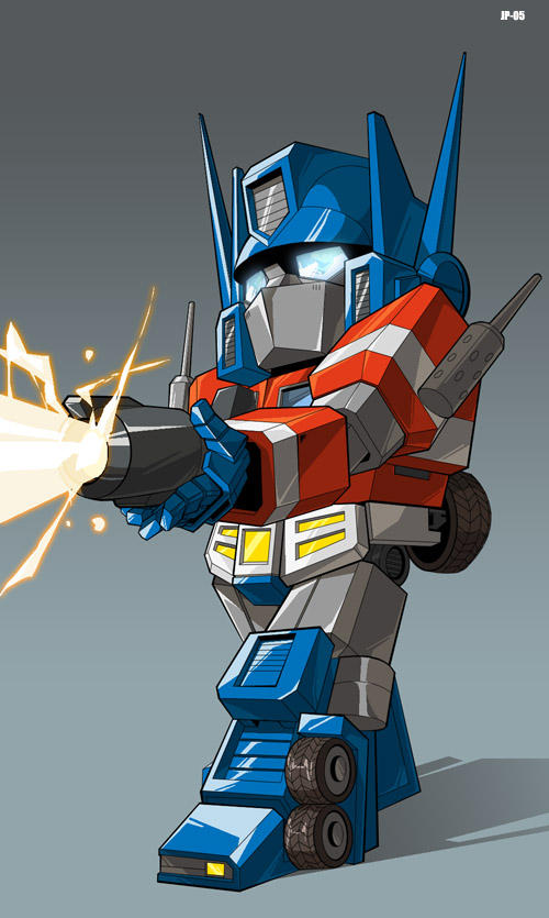 SD Prime bada bada baam by dyemooch