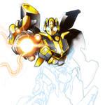 DM TFM07 Bumblebee scrap