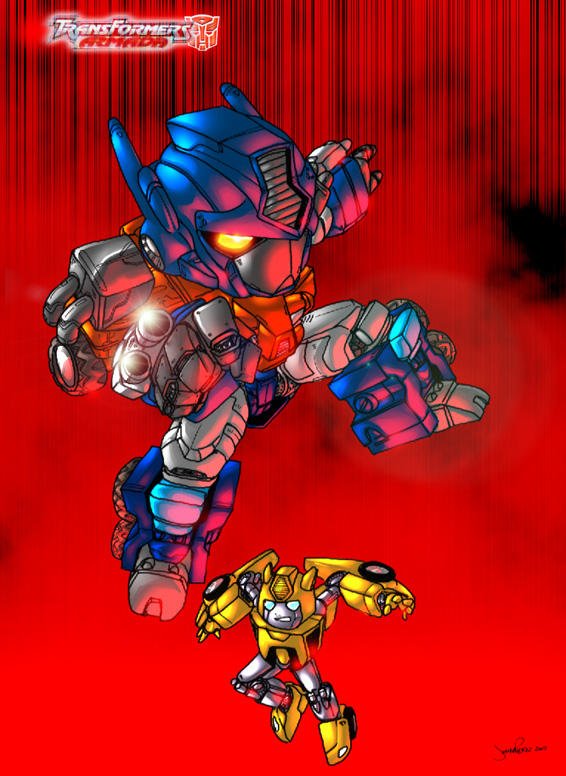 SD Armada Prime by dyemooch