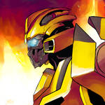 DYEKA Movie Bumblebee