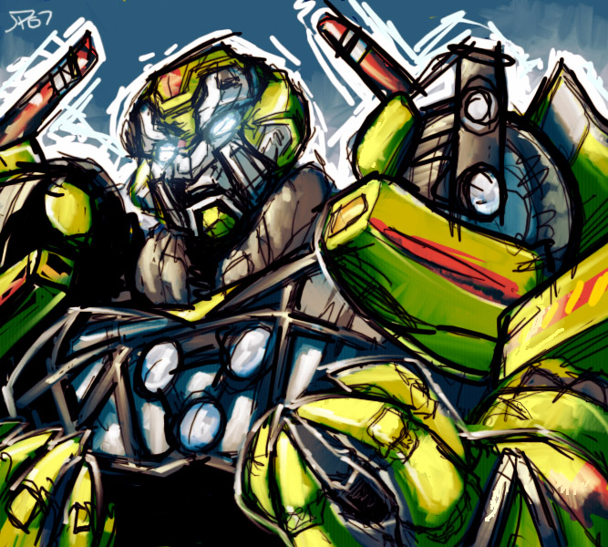DM TFM07 Speedpaint Ratchet by dyemooch