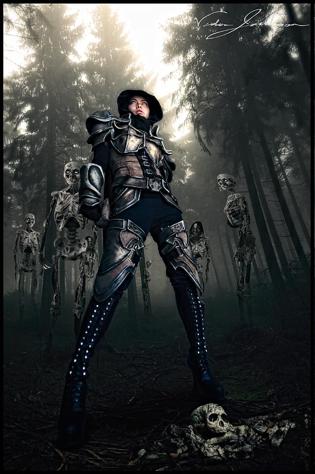 Beware the Forsaken by EnvisageU