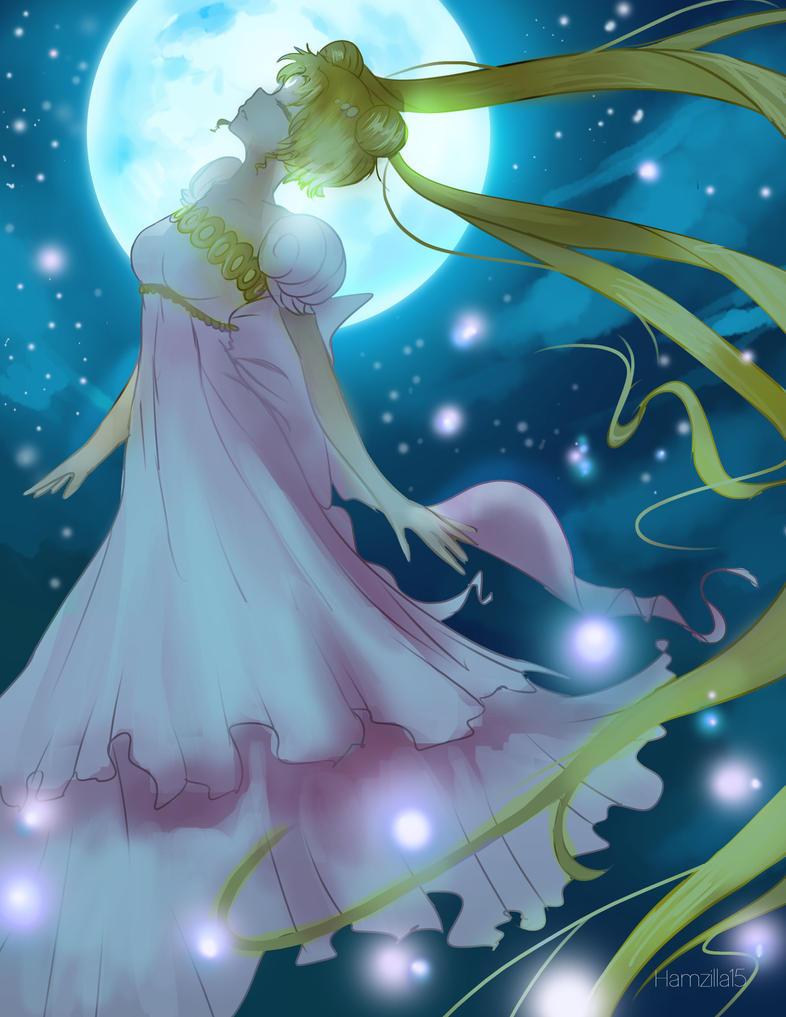 Princess Serena Sailormoon by Hamzilla15