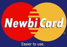 Newbie Card by Slowracer