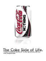 Coke nothing by Slowracer