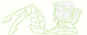 oc sale: Jade