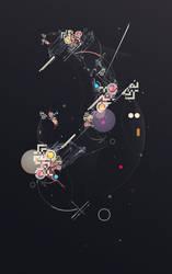 Pseudo Orbital by MNLboy