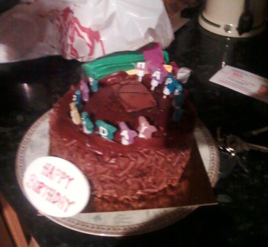 Real Birthday Cake Pics