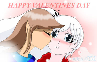 Happy Valentines day ZakXWeiss