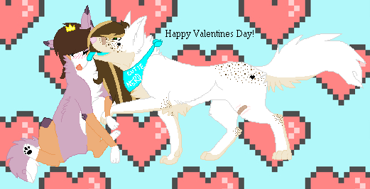 Happy Valentines Day Bear !! by STAG-KING