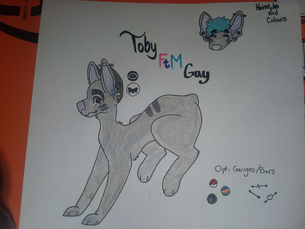 toby boi by STAG-KING