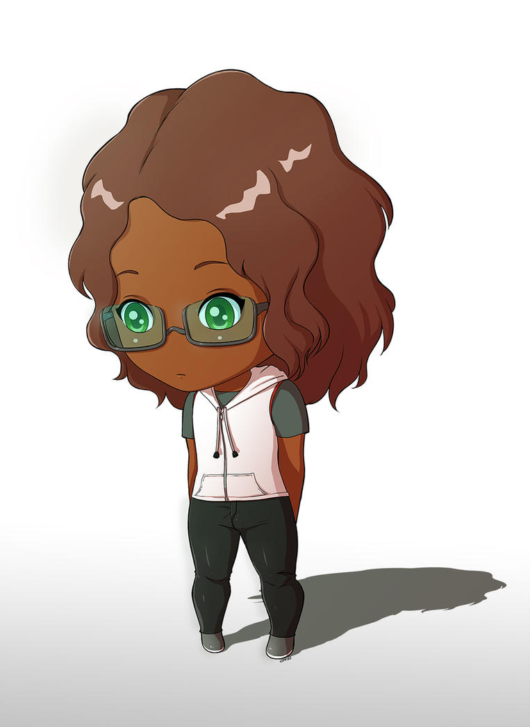 Commission: CHIBI MUDD by AryoAnggoro