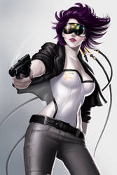 Ghost In The Shell  by Nazuroth