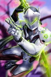 Genji  by Nazuroth