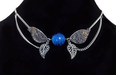 NAVI bead necklace by Nazuroth
